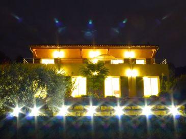 Villa Santa Ana - Meerblick, geheizter Pool & Kinder-Paradies