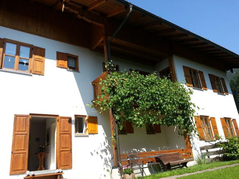 Ferienwohnung Margarite - Landhaus Volkmer