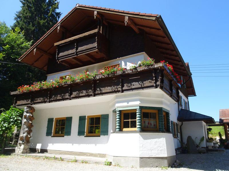 Ferienwohnung Villa im Wald - Adlerhorst