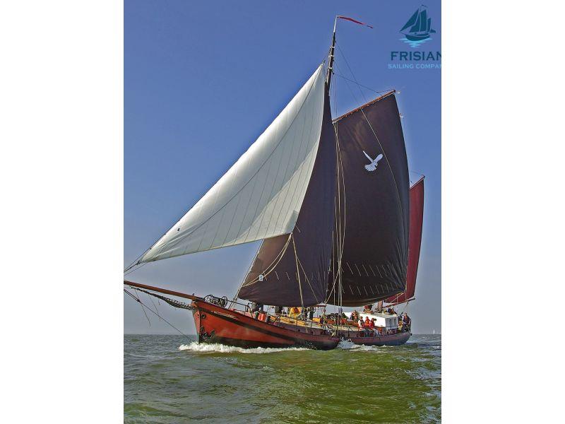 Segelschiff Zwarte Valk