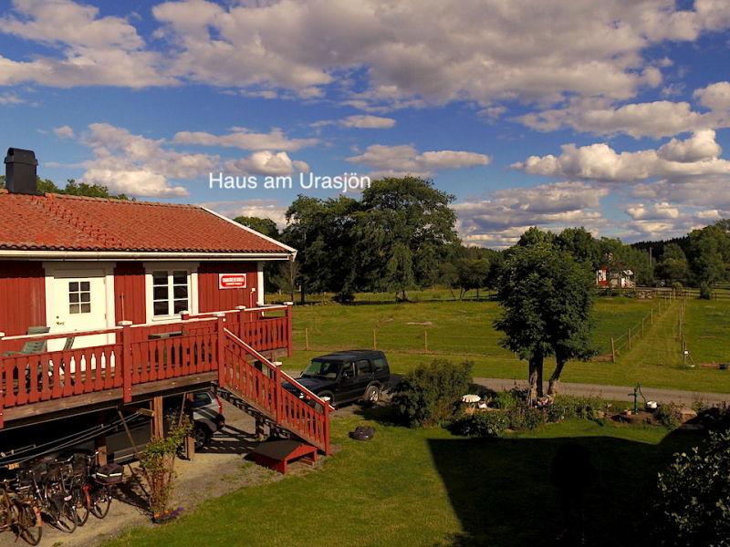 Ferienhaus Haus am Urasjön