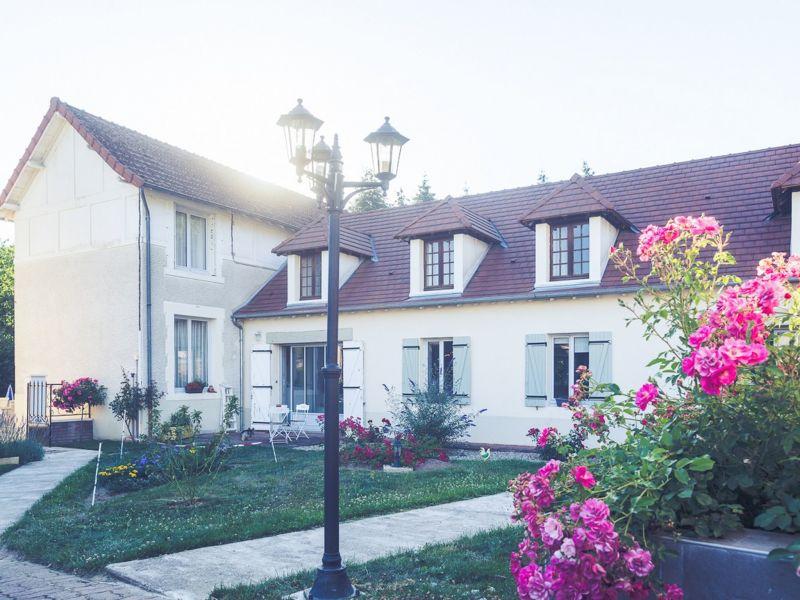 Ferienhaus Maison avec piscine en Auvergne