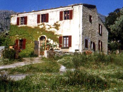 ehemalige Ölmühle Urtaca