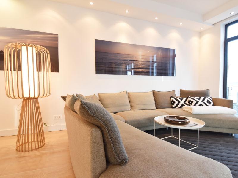 """Luxus-Ferienwohnung """"MeerFreude"""" in der Villa Claire"""