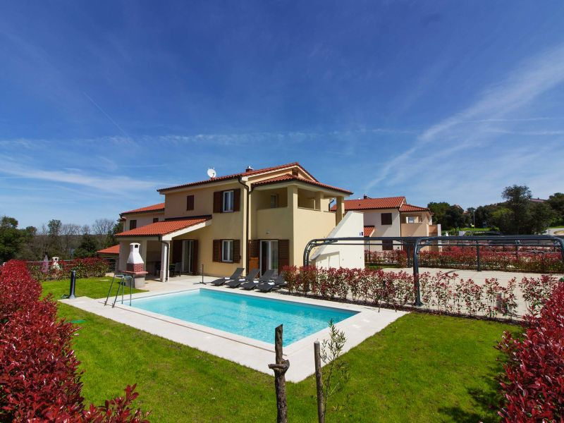 Villa Komplex Olivia-Aurora für 20 Personen