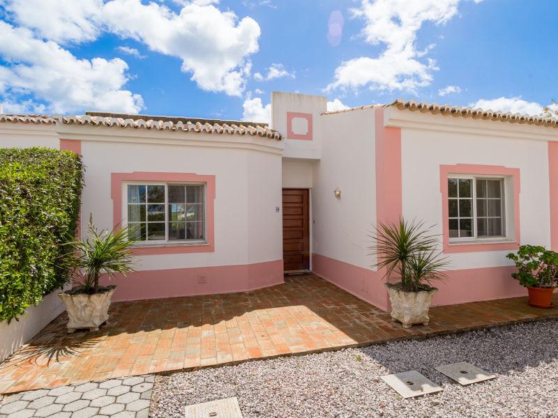 Villa Quinta do rosal, Casa Rosa