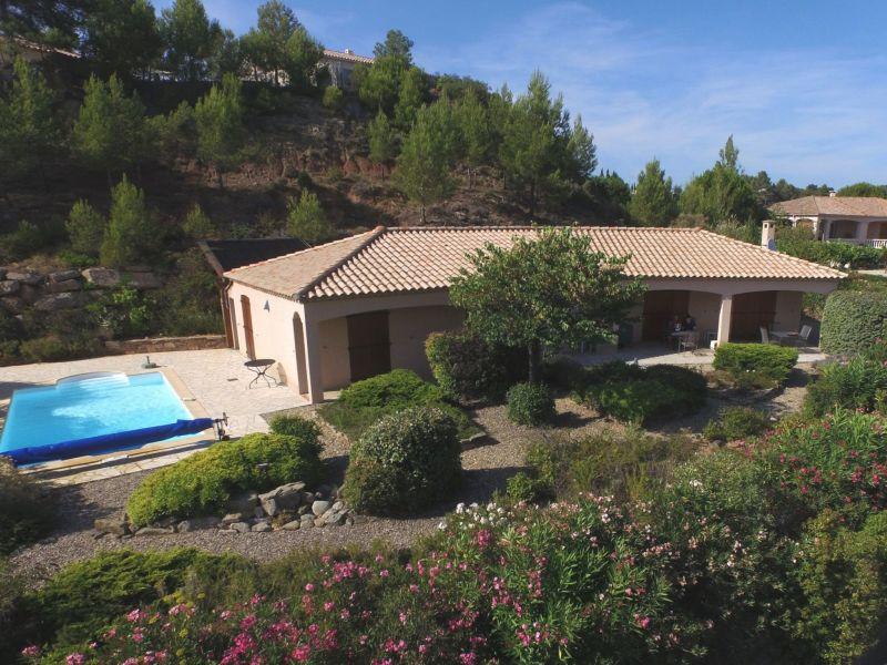 Villa Piscine Vue d'Arie