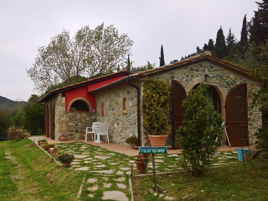 Außenaufnahme Rustico 'Casa di Gio'