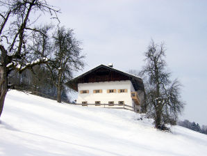 """Ferienhaus Einliegerhof """"Hüttenzauber"""""""