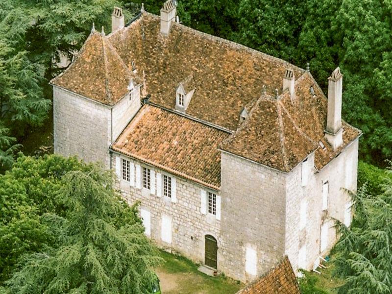 Schloss Manoir Le Causse