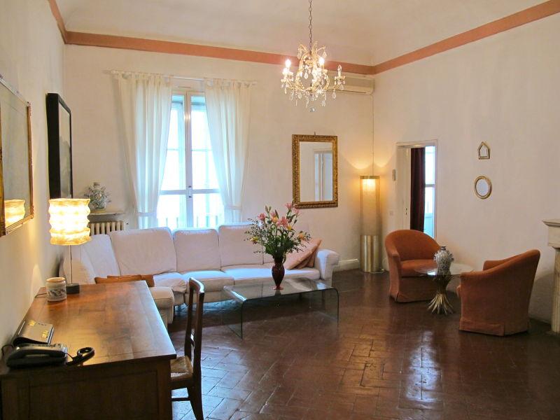 Ferienwohnung Im Palazzo an der Piazza Signoria