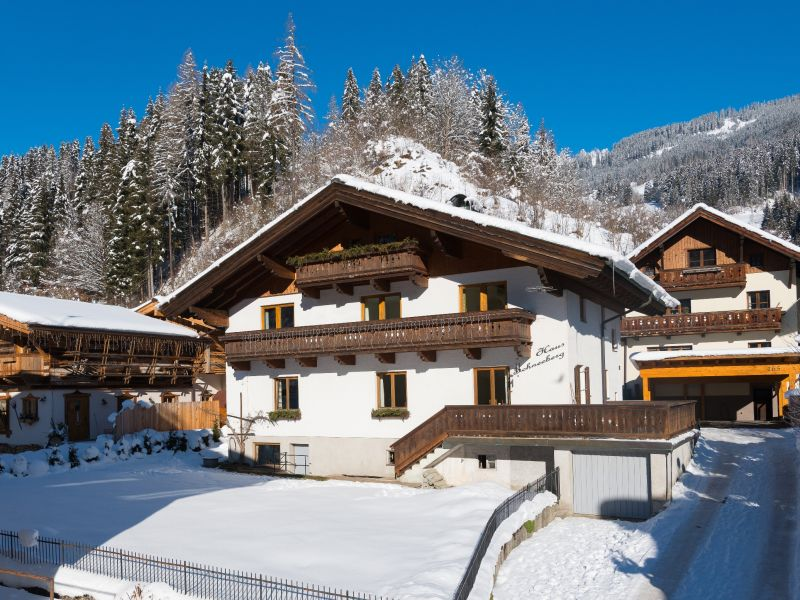 Holiday apartment in Haus Schneeberg
