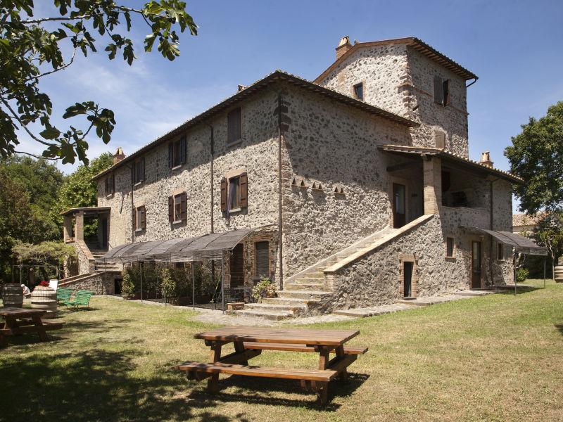 Ferienwohnung Borgo Podernovo