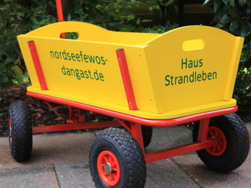 Ferienhaus Strandleben