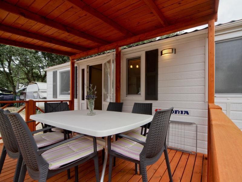 Ferienhaus Camp Rapoća - Mobile Homes