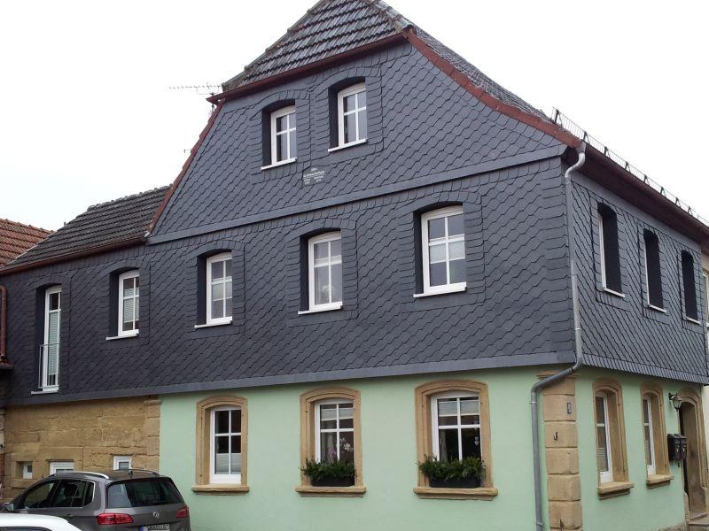 Ferienwohnung Altes Korbmacherhaus 1. Stock
