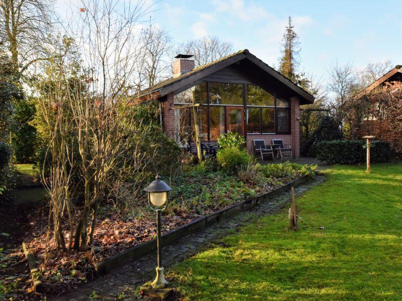 Ferienhaus Huisje aan de bosrand