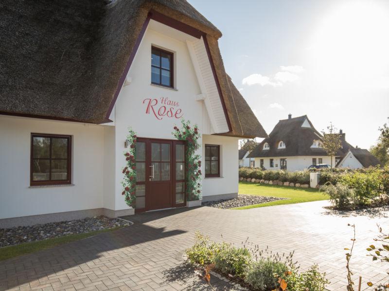 Ferienhaus Haus Rose