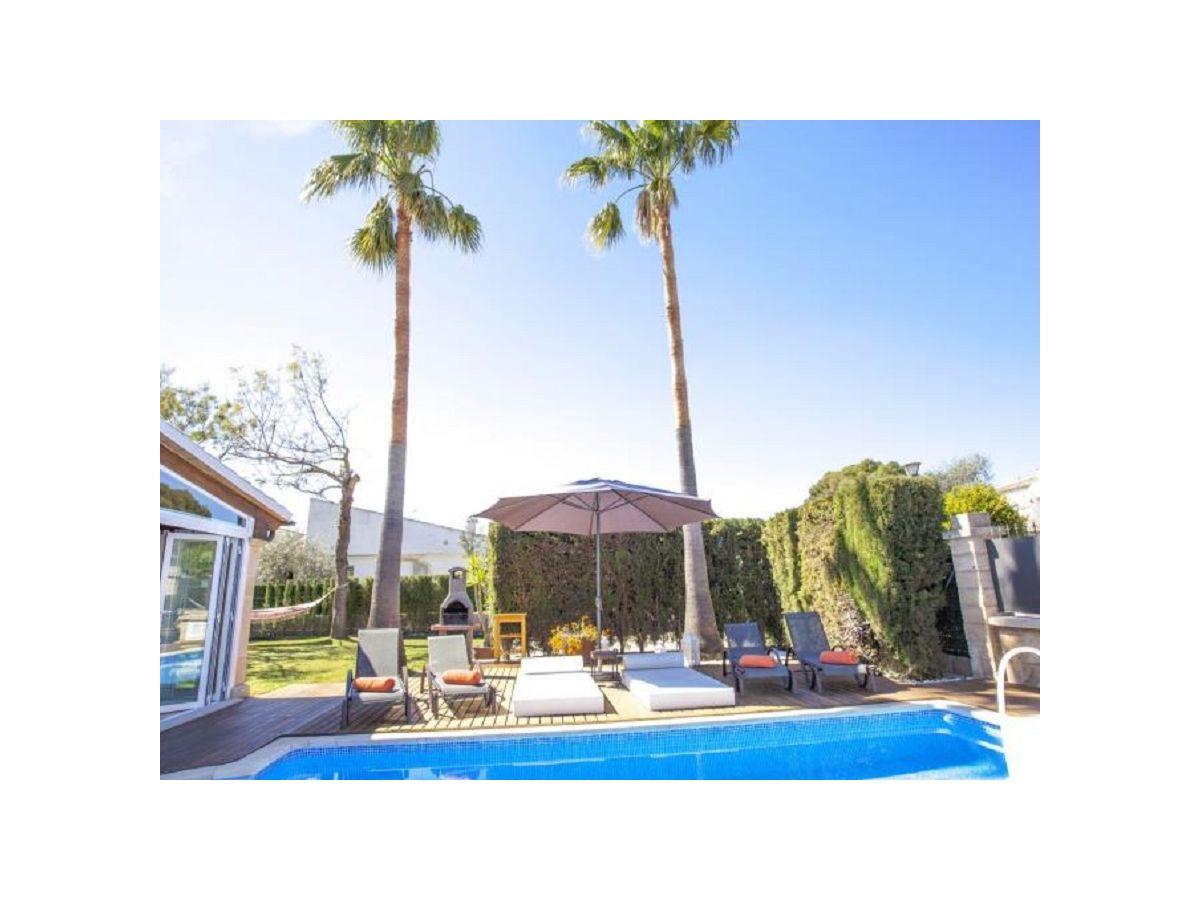 Villa Mallorca Beach Alcudia Firma Govilla Moderne Vakantiehuizen
