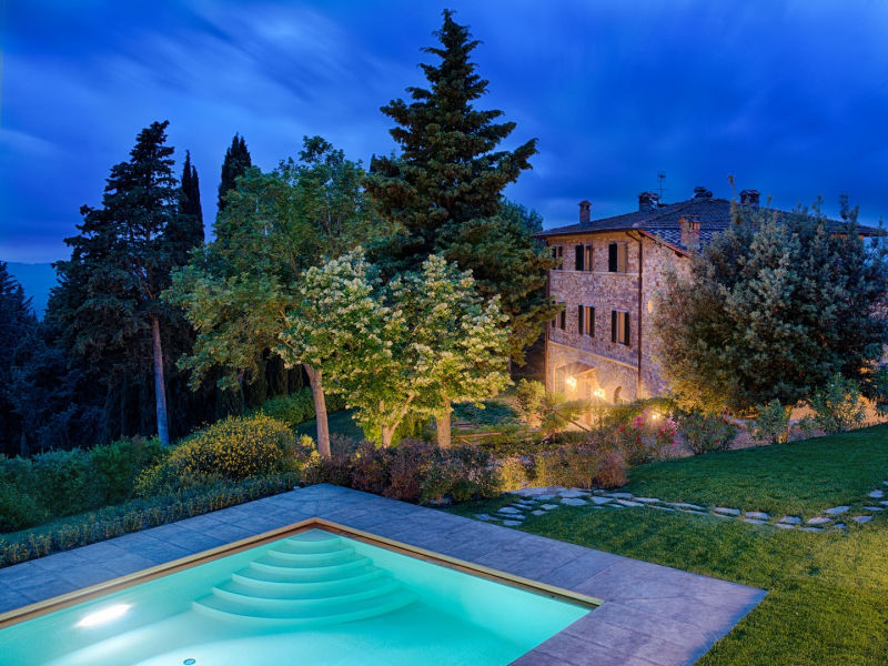 Apartment Luxury Chianti in La Farfalla