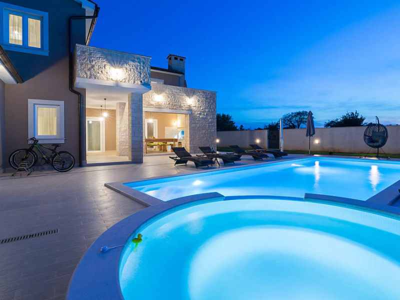 Villa Seamare One mit privatem Pool