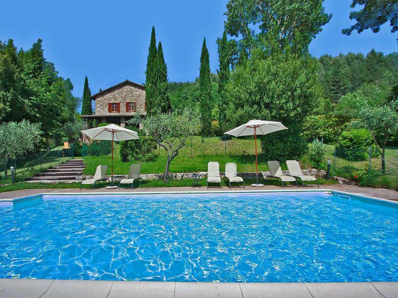 Ferienwohnung Villa Subasio