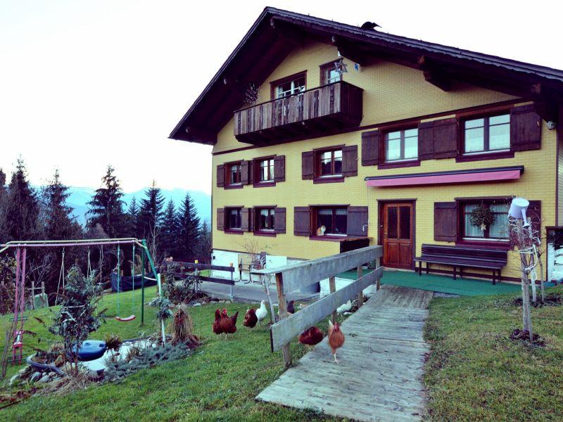Ferienwohnung Reichartsberg