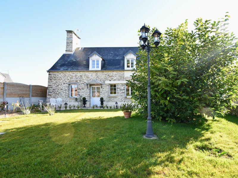 Ferienhaus Gîte de la Barre-de-Semilly
