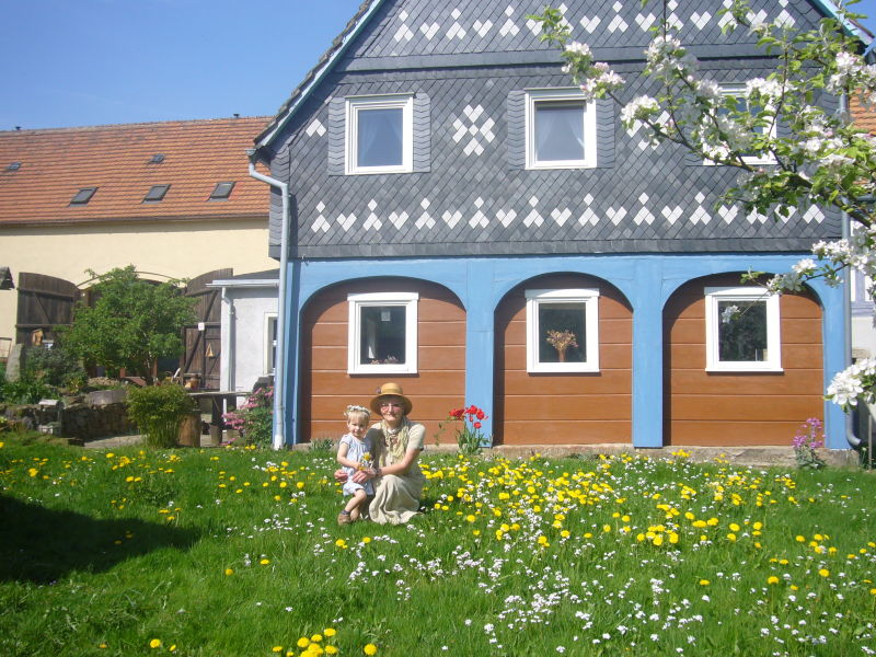 Ferienhaus Scheunen-Oase