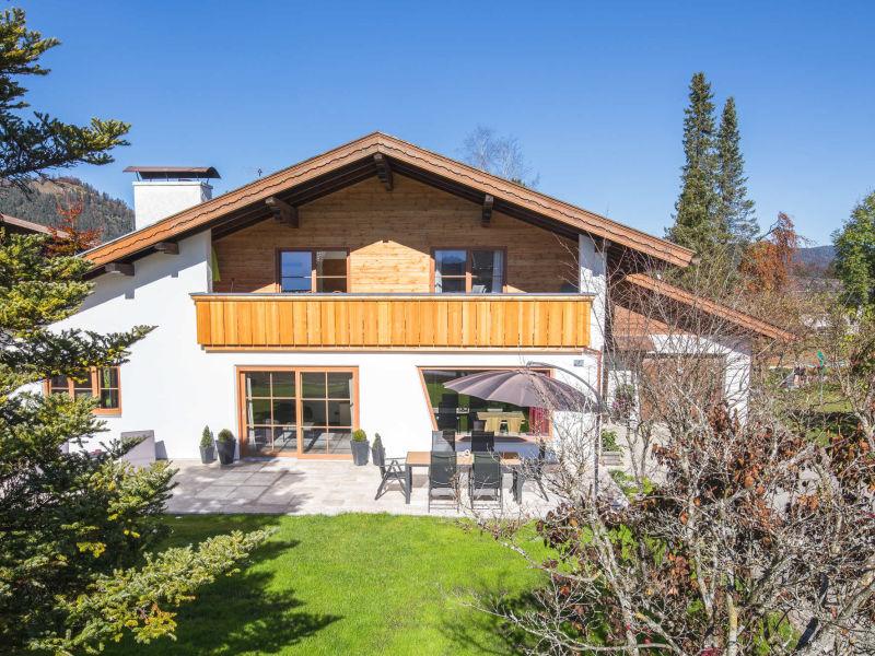 Ferienwohnung Karwendel Lounge im Paschek's Landhaus
