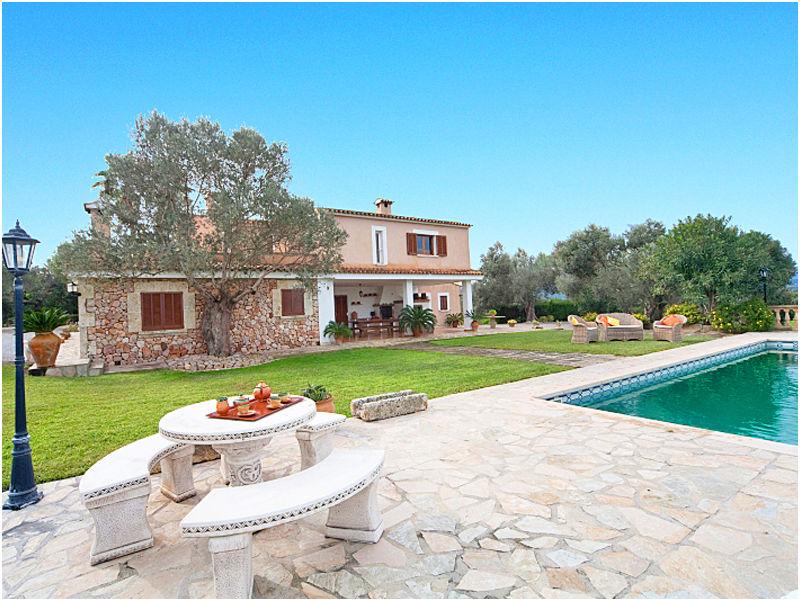 Ferienhaus Pollensa 5050 mit Pool und Meerblick