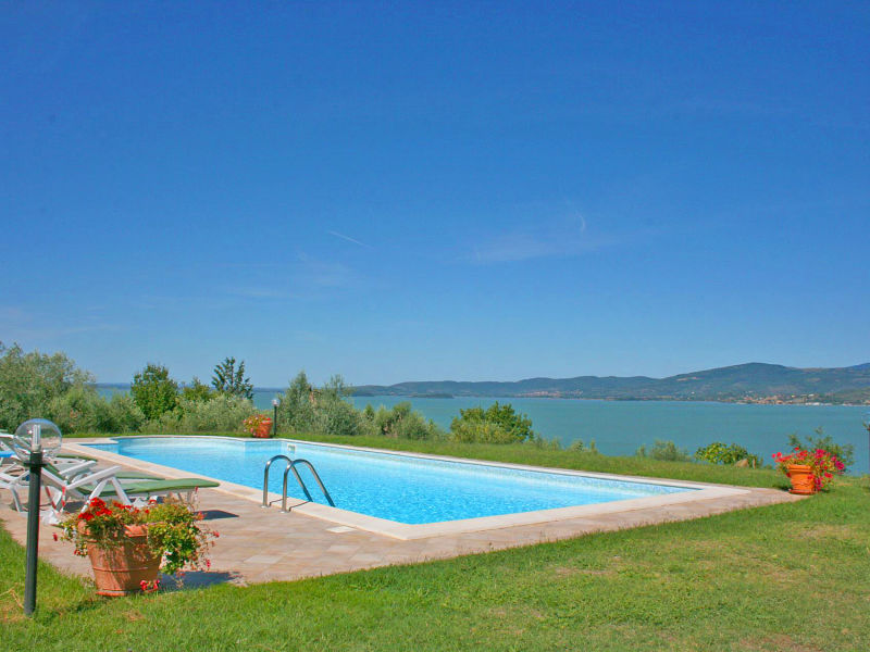 Ferienhaus San Feliciano 435 mit Pool