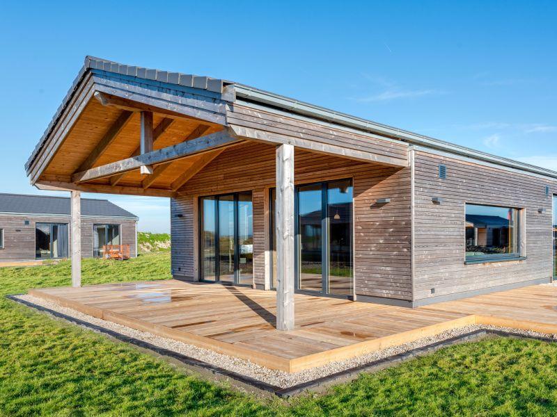 Gud Jard Lodge - Wohngesundes Design-Ferienhaus