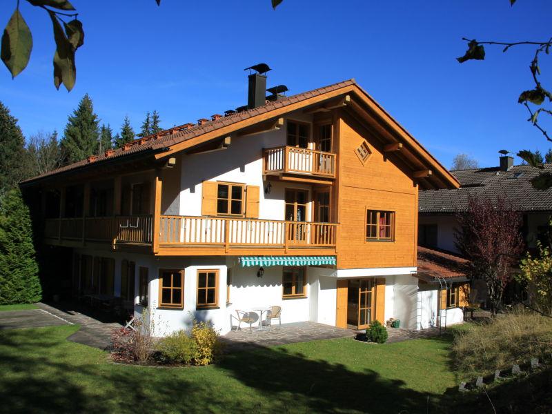 Landhaus Hirschwiesn mit Abendruh