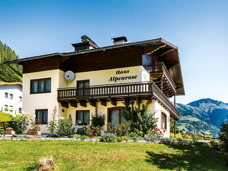 Ferienhaus Alpenrose A 383.003