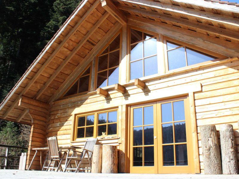 Berghütte Blockhaus Schwarzwaldhütte
