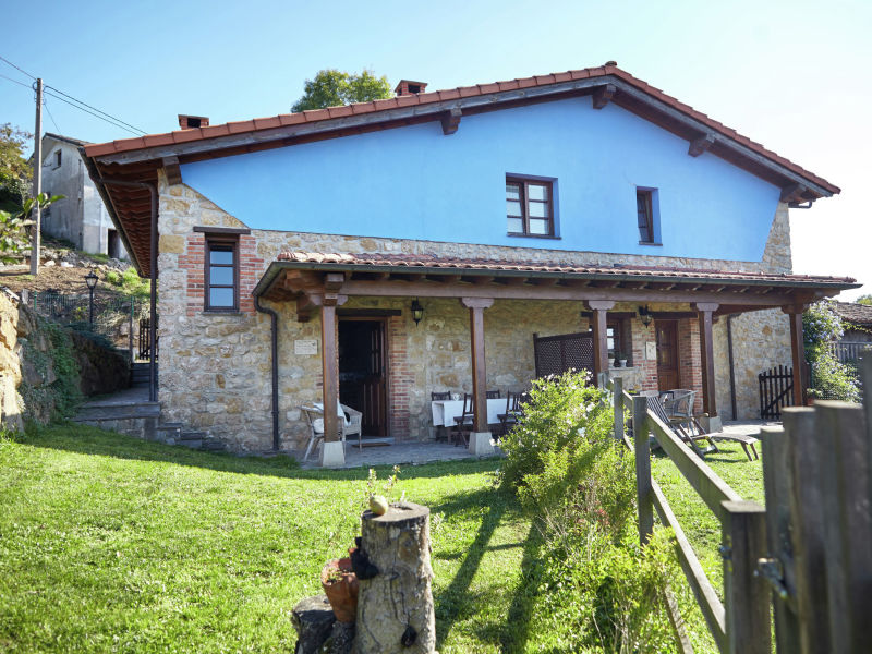 Ferienwohnung Casa rural Nava II