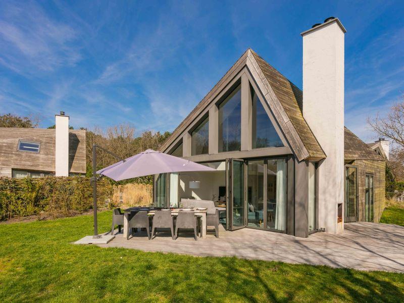 Ferienhaus Luxuriöse Villa mit Sauna, Texel