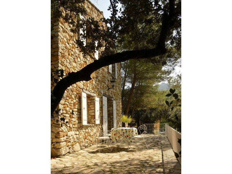 """Ferienhaus Provence pur in der """"Bergerie des Dentelles"""""""