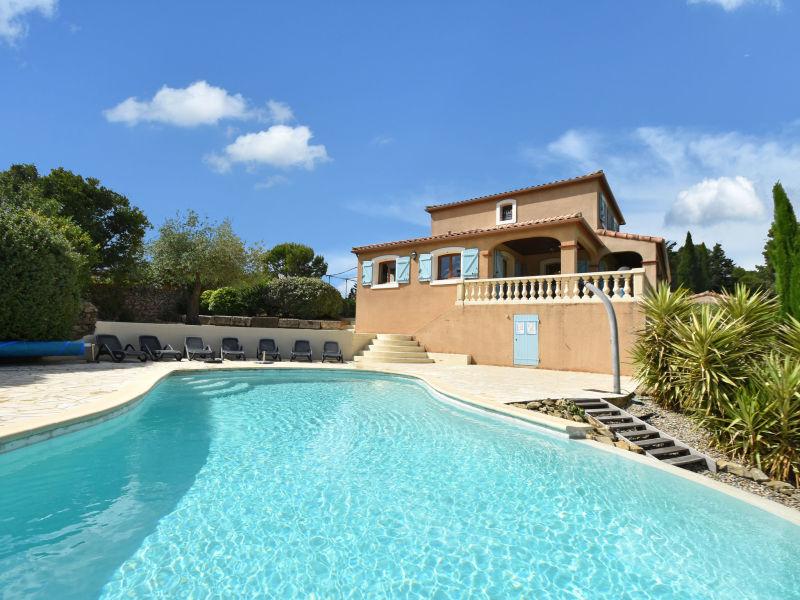 Villa Montbrun-des-Corbières, Haus-Nr: FR-11700-21