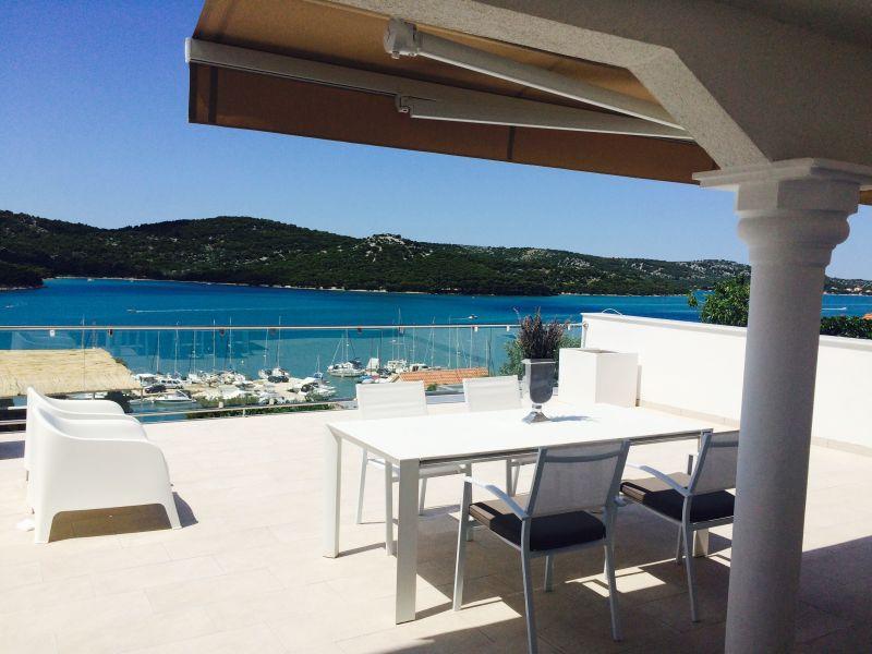 Ferienwohnung Villa Perla Tisno