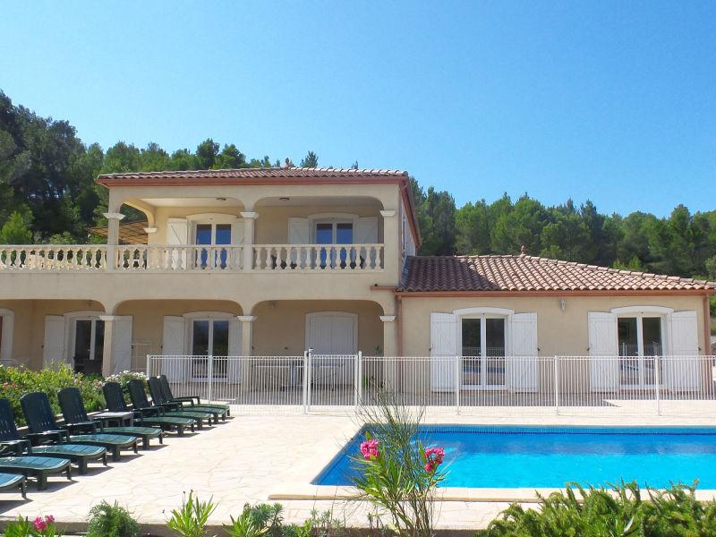Villa Montbrun-des-Corbières, Haus-Nr: FR-11700-24