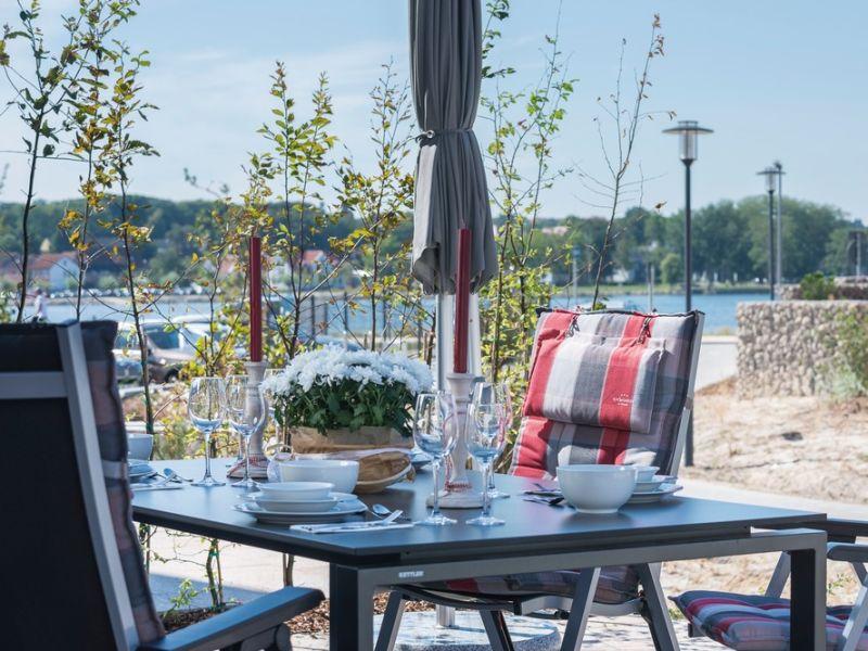 """Ferienwohnung Ostsee - Appartement Nr. 18.1 """"Uferschwalbe"""" im Strand Resort"""