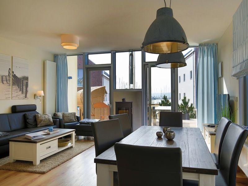"""Ferienhaus Ostsee - Reetdachhaus Nr. 43 """"Ostseestern"""" im Strand Resort"""