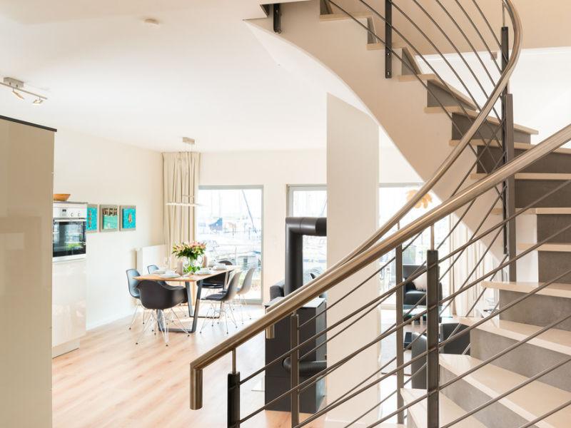 """Ferienwohnung Ostsee - Maisonette - Appartement Nr. 49 """"Weitsicht"""" im Strand Resort"""