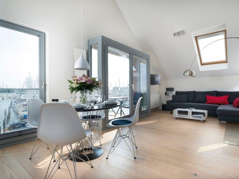 """Ferienwohnung Ostsee - Appartement Nr. 55 """"Marina Loft"""" im Strand Resort"""