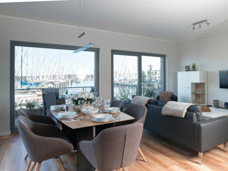 "Ostsee - Ferienhaus Nr. 57 ""360° & Meer"" im Strand Resort"