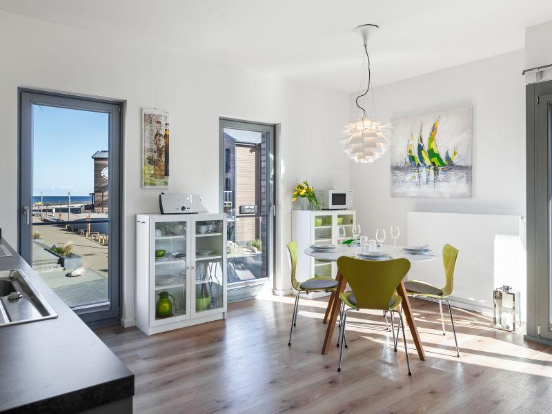 """Ferienwohnung Ostsee - Appartement Nr. 61 """"Seebrise"""" im Strand Resort"""