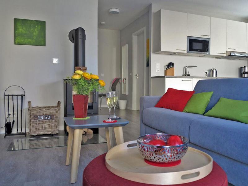 """Ferienwohnung Ostsee - Appartement """"Promenade74"""" im Strand Resort"""