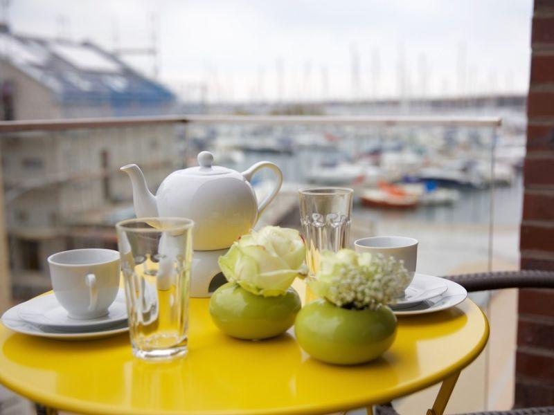 """Ferienwohnung Ostsee - Appartement """"Pier 76"""" im Strand Resort"""